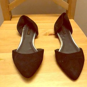 Pointy forever 21 flats